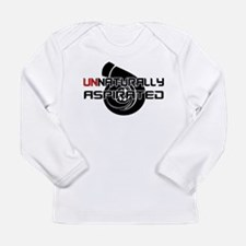 Unnaturally Aspirated Long Sleeve Infant T-Shirt