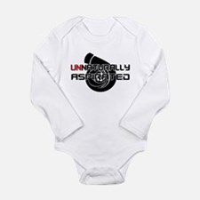 Unnaturally Aspirated Long Sleeve Infant Bodysuit