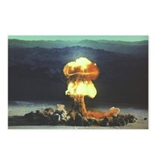 Priscilla Nuclear Test Postcards (Package of 8)