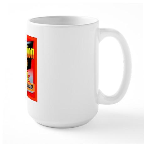 Religion: Kills Folks Dead! Large Mug