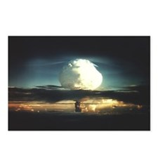 Mike Nuclear Test Postcards (Package of 8)