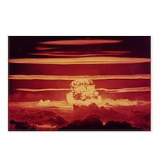 Dakota Nuclear Test Postcards (Package of 8)