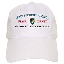 G Div Ft Devens MA Baseball Cap