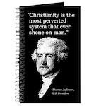 Thomas Jefferson Quote Journal