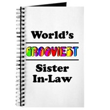 World's Grooviest Sister-In-Law Journal