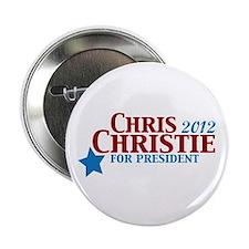 "Chris Christie 2012 2.25"" Button (10 pack)"
