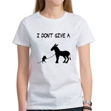 I Don't Give A Rat's Ass Tee