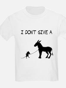 I Don't Give A Rat's Ass T-Shirt