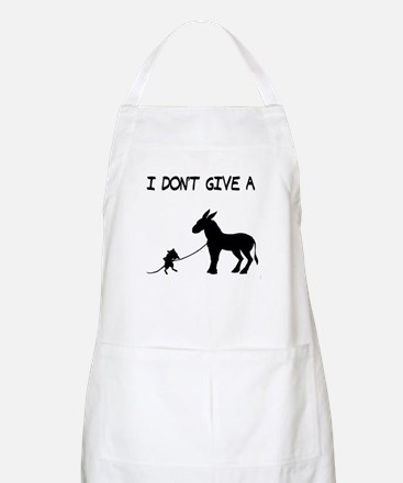 I Don't Give A Rat's Ass Apron