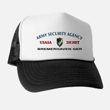 Cute Army security agency Trucker Hat