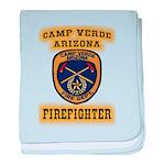 Camp Verde Fire Dept baby blanket