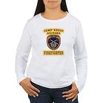 Camp Verde Fire Dept Women's Long Sleeve T-Shirt