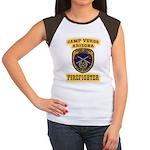 Camp Verde Fire Dept Women's Cap Sleeve T-Shirt