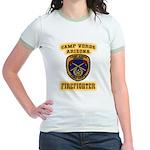 Camp Verde Fire Dept Jr. Ringer T-Shirt