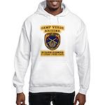 Camp Verde Fire Dept Hooded Sweatshirt