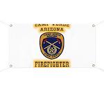 Camp Verde Fire Dept Banner