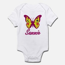 Sammie-Butterfly Infant Bodysuit
