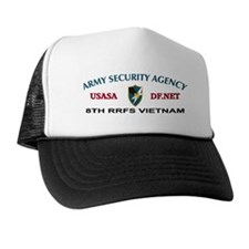 8th RRFS Vietnam Trucker Hat