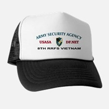 8th RRFS Vietnam Trucker Hat