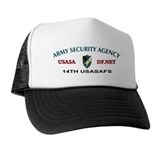 Army security agency Trucker Hats