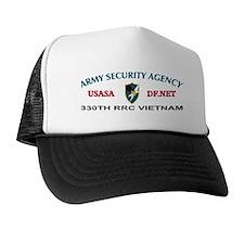 330th RRC Vietnam Trucker Hat