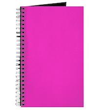 Hot Pink Writer's Notebook Journal
