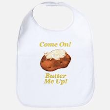 Butter Me Up! Bib