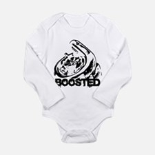 Boosted Long Sleeve Infant Bodysuit