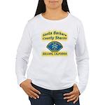 Solvang Police Women's Long Sleeve T-Shirt