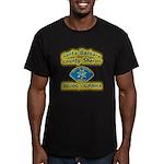 Solvang Police Men's Fitted T-Shirt (dark)