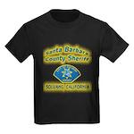 Solvang Police Kids Dark T-Shirt