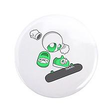 """7Sketches Skater button 3.5"""" Button"""