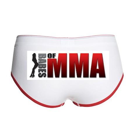 Babes of MMA Women's Boy Brief