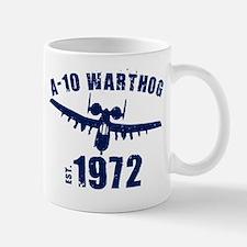 Varsity A-10 1972 Mug