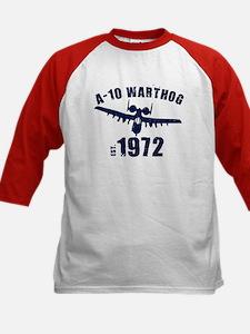 Varsity A-10 1972 Tee