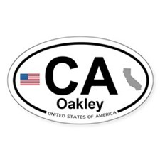 Oakley Stickers