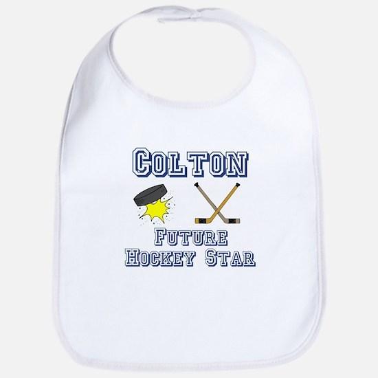 Colton - Future Hockey Star Bib