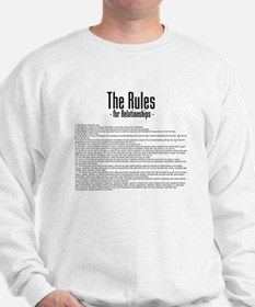 The Rules For Relationships Sweatshirt