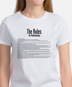 The Rules For Relationships Tee