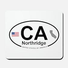 Northridge Mousepad