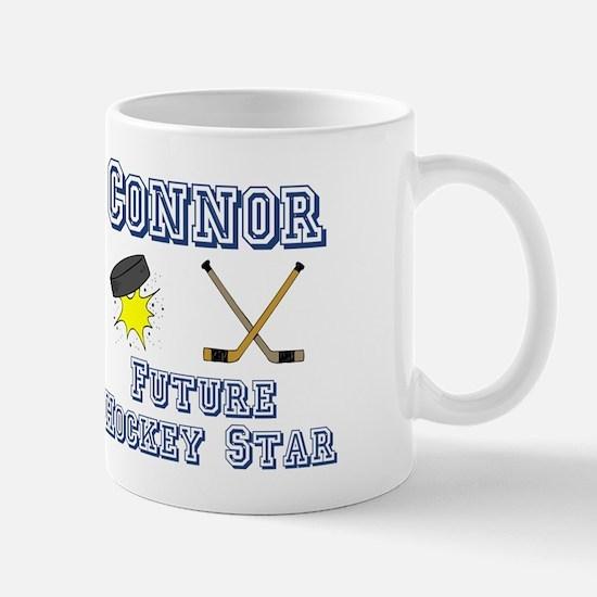 Connor - Future Hockey Star Mug