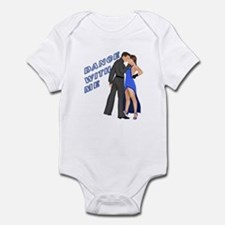 Dance With Me Infant Bodysuit