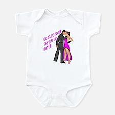 Dance With Me Infant Bodysuit