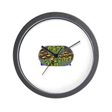 Cute Situation Wall Clock
