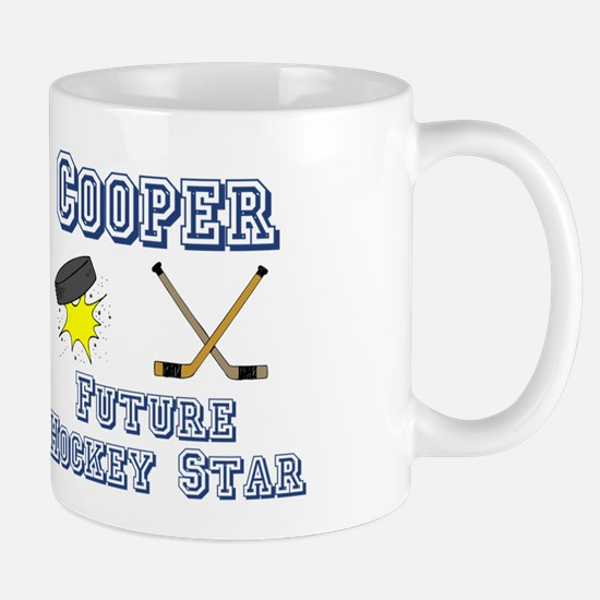 Cooper - Future Hockey Star Mug