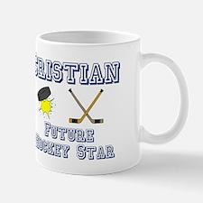 Cristian - Future Hockey Star Mug