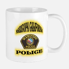 Maricopa Police Mug