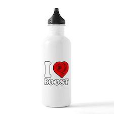 I Heart Boost Water Bottle