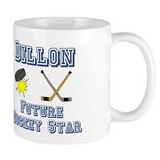 Dillon - Future Hockey Star Mug
