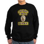 Palm Springs CA Police Sweatshirt (dark)
